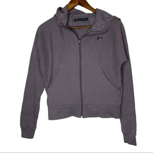 Under Armour Zip Up Hoodie womens size XS